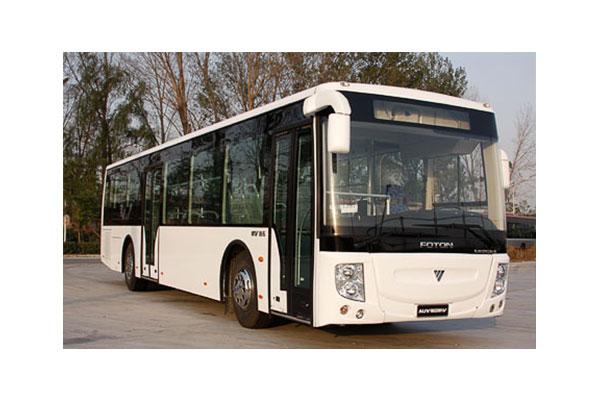 福田欧辉BJ6105C7MHB公交车(柴油国五10-41座)