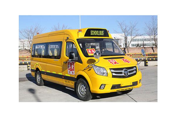 福田BJ6590S2CDA-1幼儿专用校车(柴油国四10-19座)