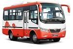 东风超龙EQ6607LT客车(天然气国五10-19座)