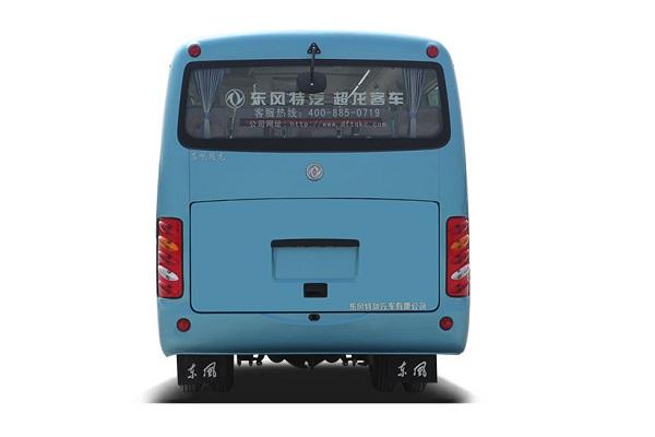 东风超龙EQ6607LTV1客车(柴油国五10-19座)