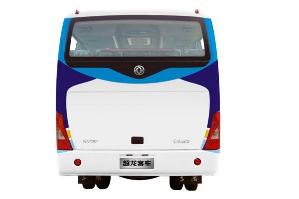 东风超龙EQ6752LTV客车(柴油国五24-31座)