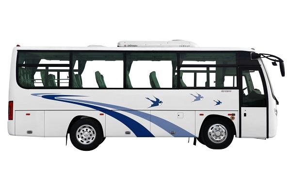 东风超龙EQ6790PT7客车(柴油国四24-35座)