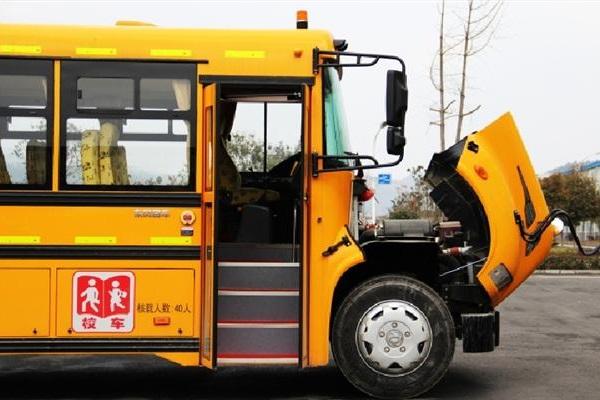 东风EQ6100S4D中小学生专用校车(柴油国四24-52座)