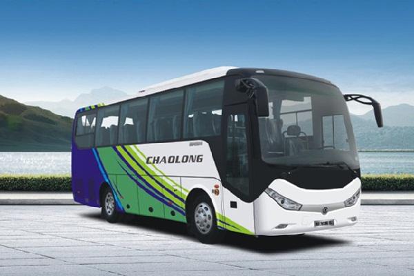 东风超龙EQ6880LHTN客车(天然气国五24-39座)