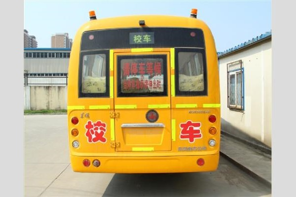 东风EQ6756S4D2小学生专用校车(柴油国四24-41座)