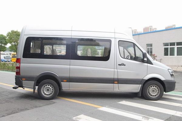 东风EQ6600CBEV5公交车(纯电动10-16座)