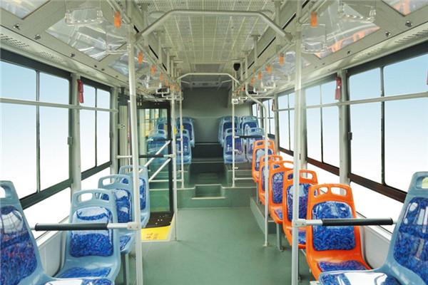 晶马JMV6105GRBEV2公交车