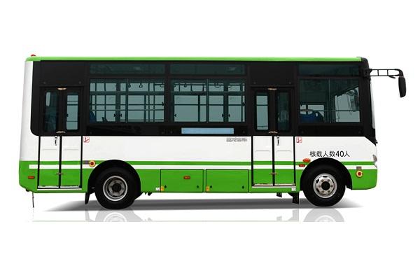 东风超龙EQ6670CBEVT公交车(纯电动10-21座)