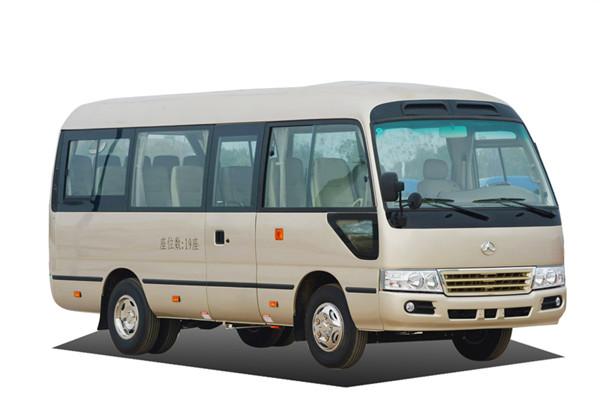 晶马JMV6603CFA客车(柴油国五10-19座)
