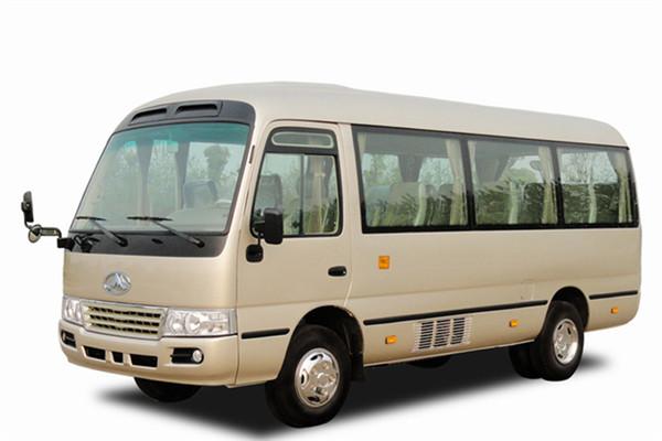 晶马JMV6603CF2客车(柴油国五10-19座)