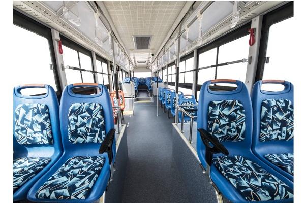 东风超龙EQ6120CBEVT公交车(纯电动10-46座)