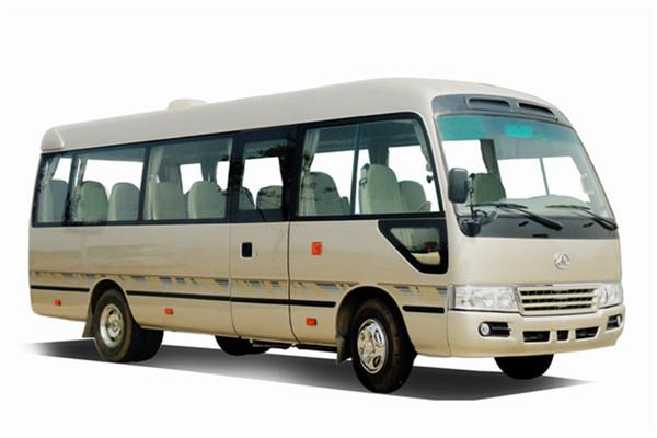晶马JMV6703CF客车