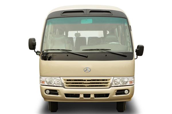 晶马JMV6705CF客车(柴油国五10-23座)