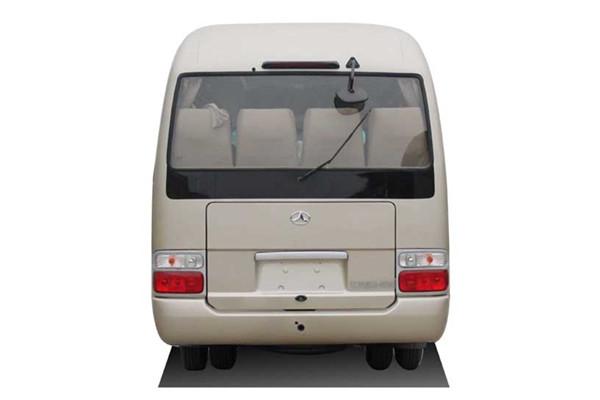 晶马JMV6705CF客车