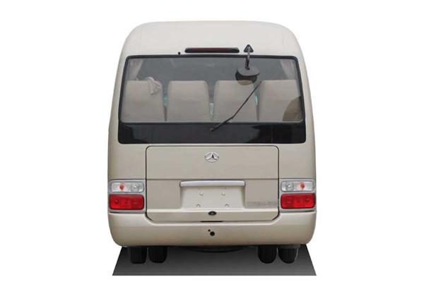 晶马JMV6776CF客车