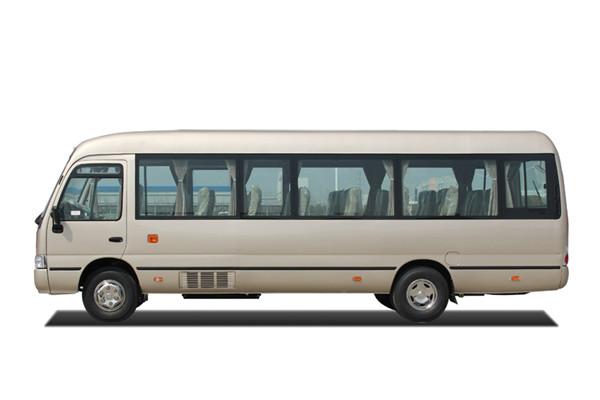 晶马JMV6776CF客车(柴油国五10-23座)