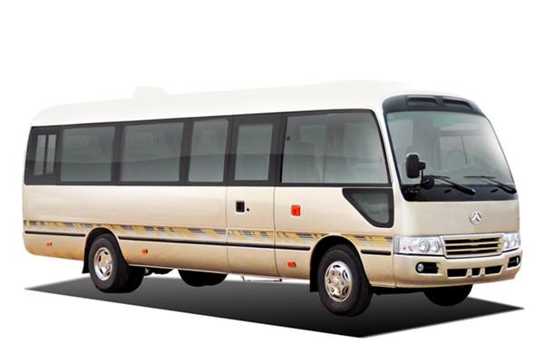晶马JMV6775CF客车