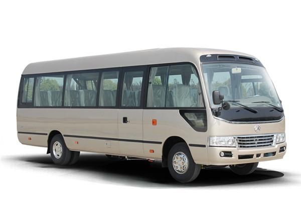 晶马JMV6772CF客车