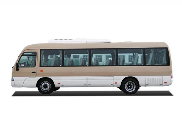 晶马JMV6820BEV客车(纯电动24-38座)