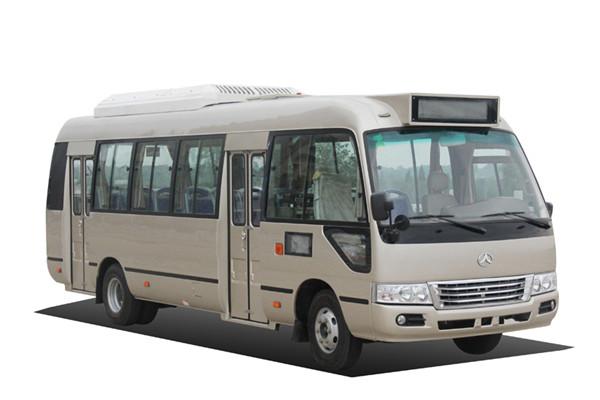 晶马JMV6820GRBEV1公交车
