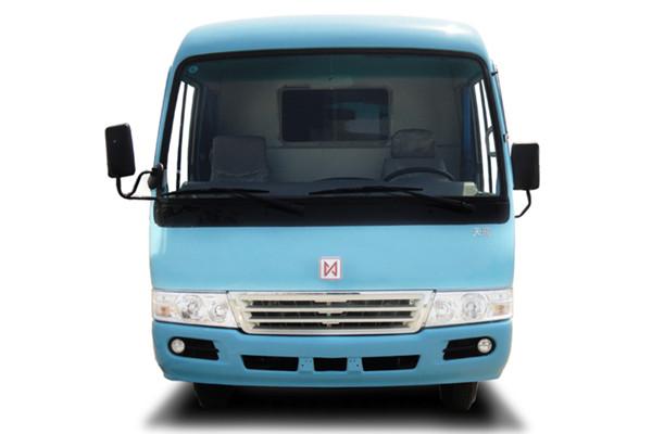 晶马JMV5043XXY厢式运输车(柴油国五2-6座)