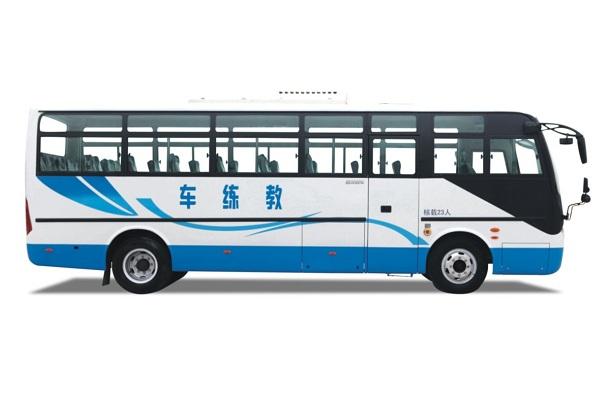 东风超龙EQ5110XLH教练车(柴油国四10-23座)