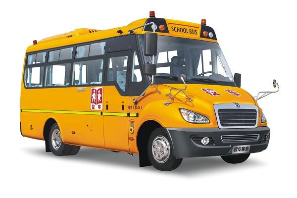 东风超龙EQ6750ST小学生专用校车(柴油国四24-43座)