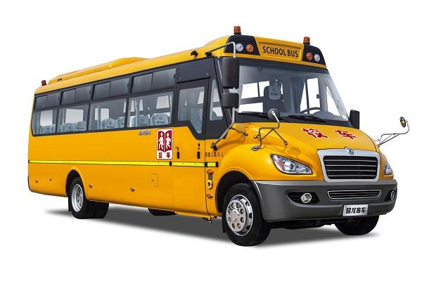 东风超龙EQ6880STV小学生专用校车(柴油国五24-53座)