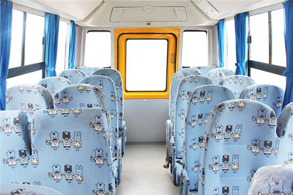晶马JMV6605XF小学生专用校车