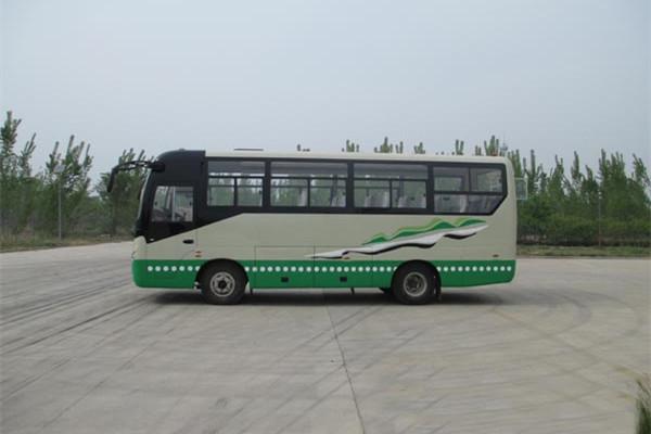 齐鲁BWC6855KH客车