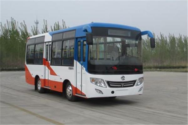齐鲁BWC6825GHN公交车(天然气国五13-29座)