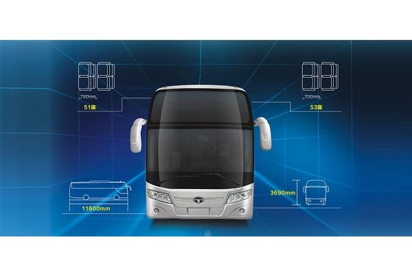 桂林大宇GL6122HKE2客车(柴油国五24-53座)