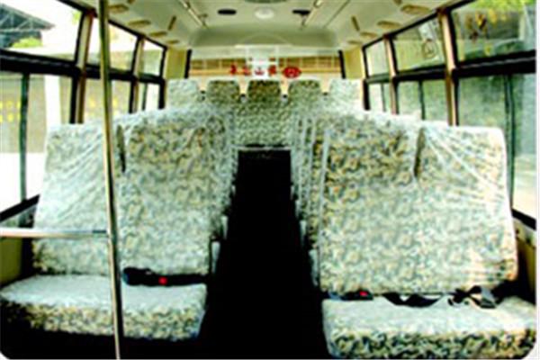 齐鲁BWC6665GA公交车