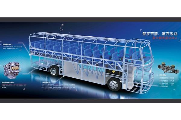 桂林大宇GL6129HCE1客车(柴油国五24-57座)