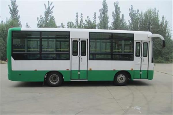 齐鲁BWC6700BEVG公交车(纯电动13-25座)