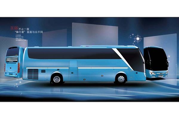桂林大宇GL6129HCE2客车(柴油国五24-57座)