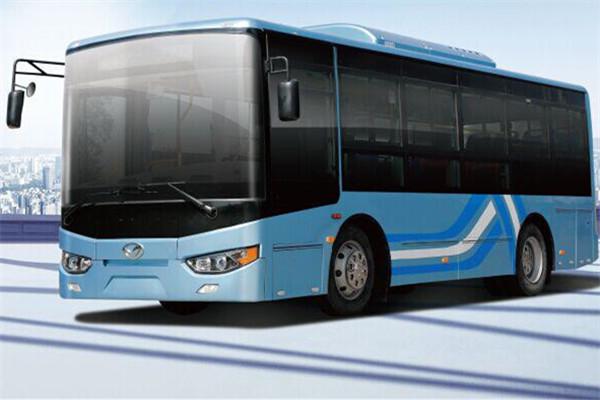 上饶SR6850BEVG1公交车