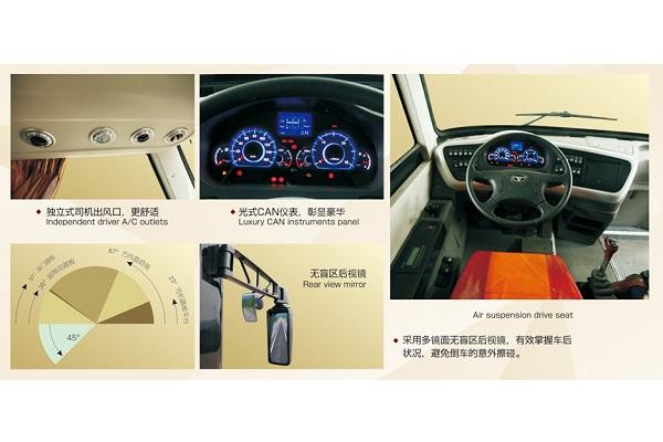 桂林大宇GL6122HCD3客车(柴油国四24-59座)
