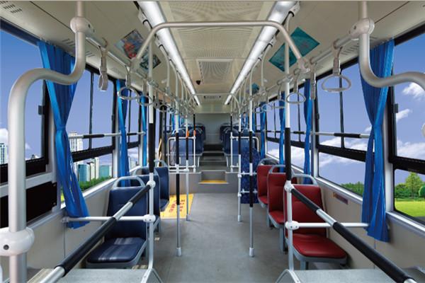 上饶SR6116PHEVNG1插电式公交车