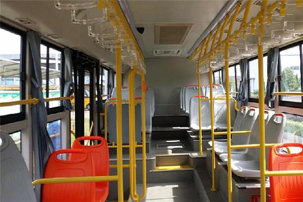 上饶SR6106PHEVG公交车