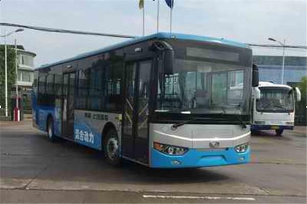 上饶SR6126PHEVNG插电式公交车