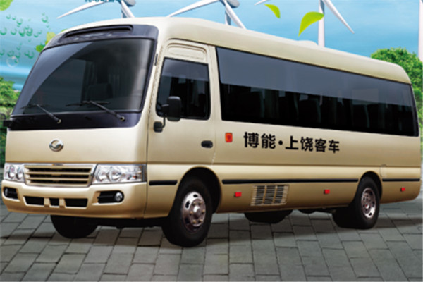 上饶SR6705BEV客车(纯电动10-23座)