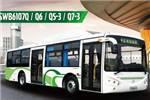 申沃SWB6107Q8公交车(天然气国五24-40座)