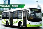 申沃SWB6940Q公交车(天然气国四25-33座)