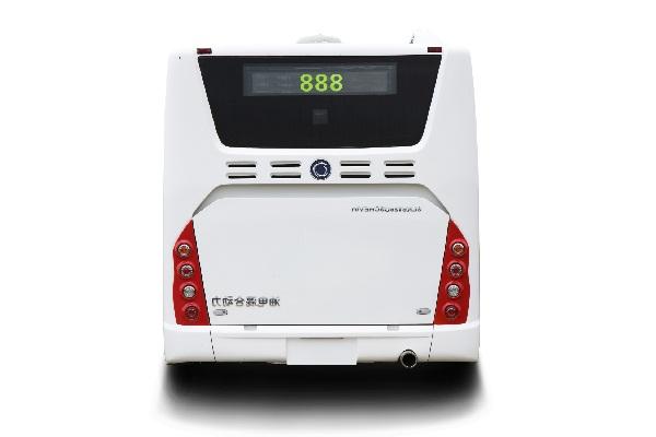 申龙SLK6129ULD5HEVE公交车(柴油/电混动国五10-46座)