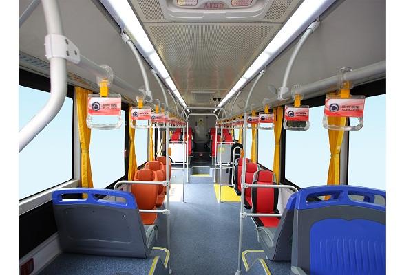 申龙SLK6129ULD5HEVE公交车(柴油混合动力国五10-46座)