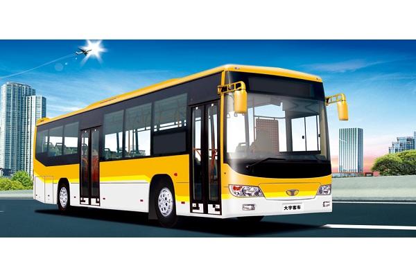桂林大宇GDW6106HGNE1公交车(液化天然气国五24-40座)