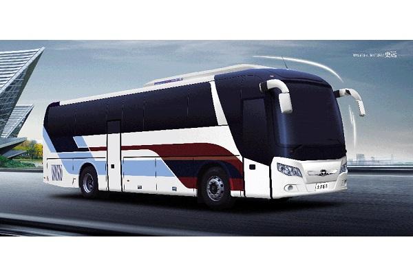 桂林大宇GDW6117HKE1客车(柴油国五24-53座)