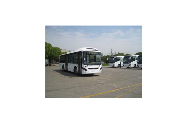 申沃SWB6108EV46公交车