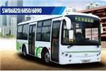申沃SWB6850MG4公交车(柴油国四18-30座)